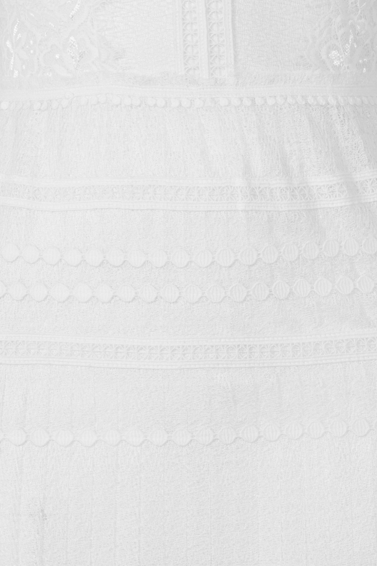 The Bluebell Ivory detail