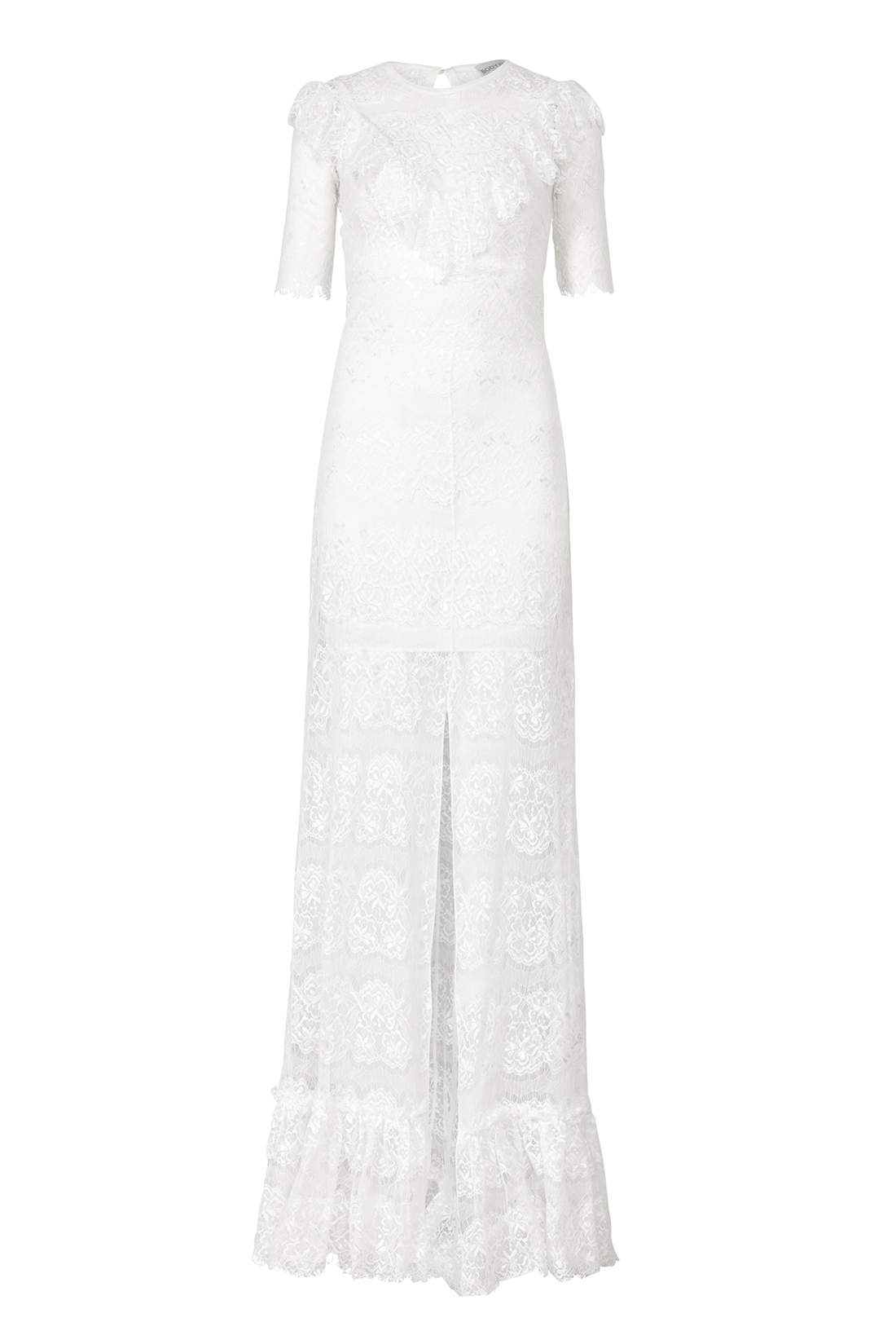 The Daisy Ivory by Body Frock front