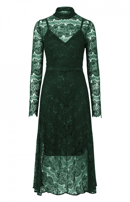 The Chelsea Emerald Green front